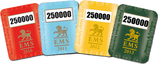 EMS Stamps