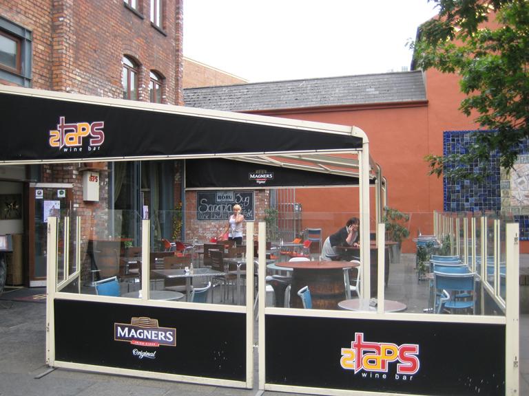 2Taps Wine Bar Belfast