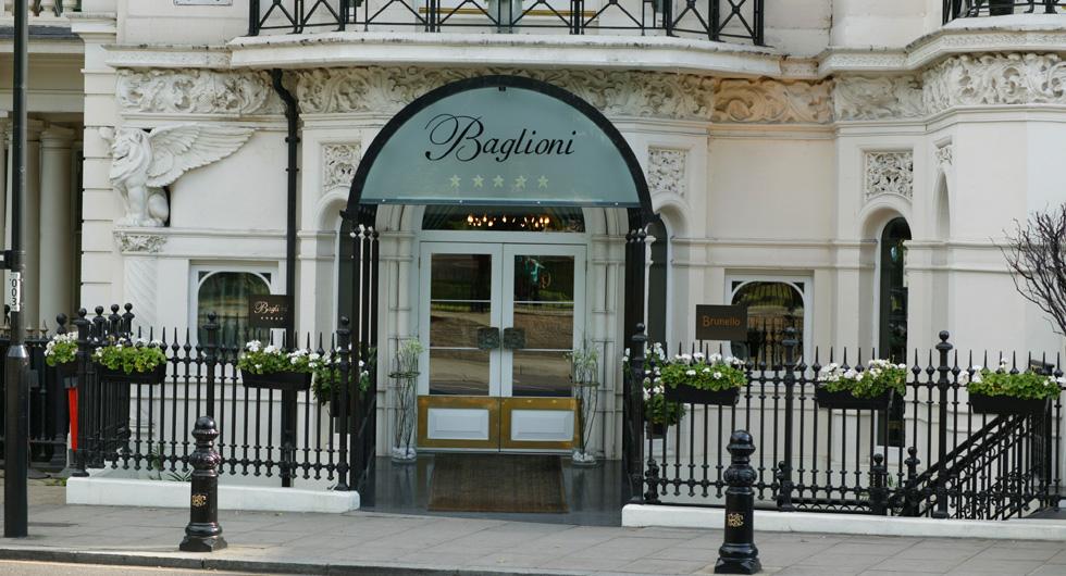 Hotel Baglioni Londra