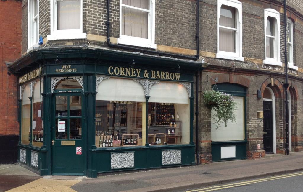 Corney & Barrow East Anglia